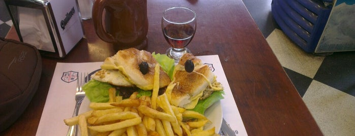 Banchero is one of Lugares para ir a comer.