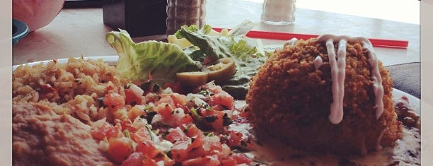 Chuy's is one of DFW -More Great Food.