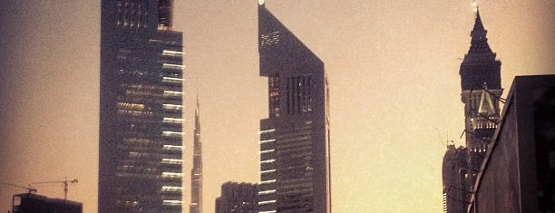 Emirates Towers is one of Hotel Asia.