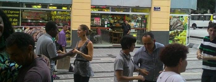 Escola de Danças Centro Cultural Carioca is one of Centro / Lapa.