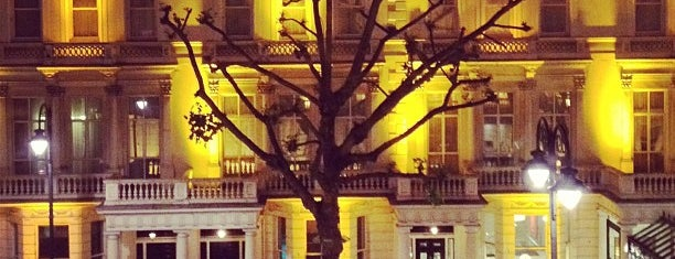 The Kensington Hotel is one of Places we have visited on holidays.
