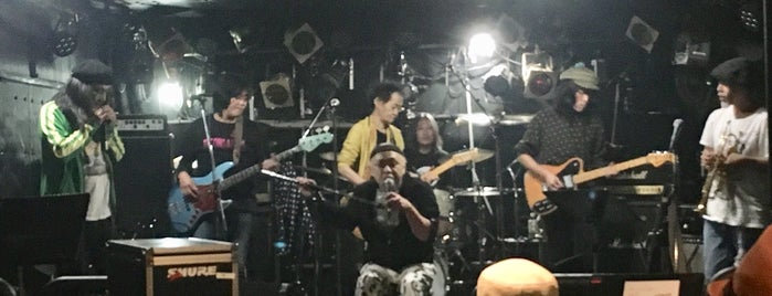ShowBoat is one of ライブハウス.