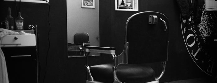 Honest Al's Barbershop is one of Stockholm Misc.
