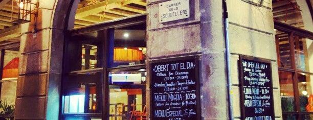 La Fonda is one of M&M Barcelona centre.