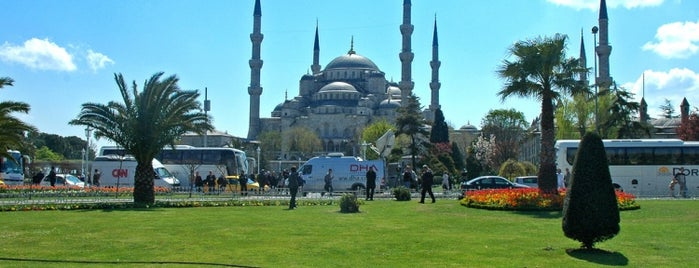 Sultanahmet is one of İstanbul | Fatih İlçesi Mahalleleri.
