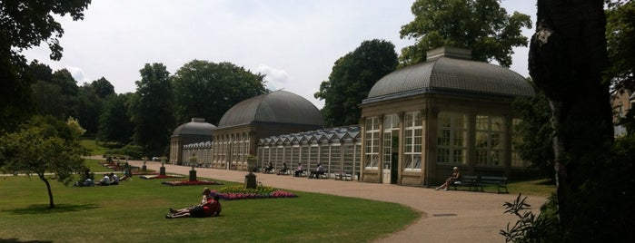 Sheffield Botanical Gardens is one of Welcome to Sheffield..
