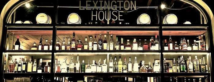 The Lexington House is one of Date Night.