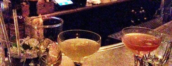 Experimental Cocktail Club is one of Paris,  à votre santé.