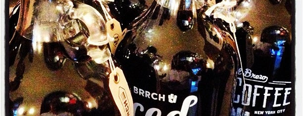 Birch Coffee is one of The 17 Best Iced Coffee Drinks in NYC.