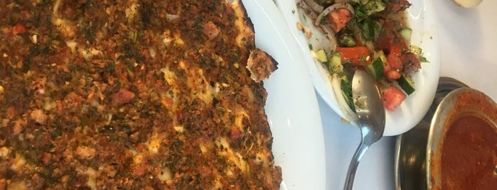 Antepli veysel usta is one of Pide Lahmacun Ciğer.