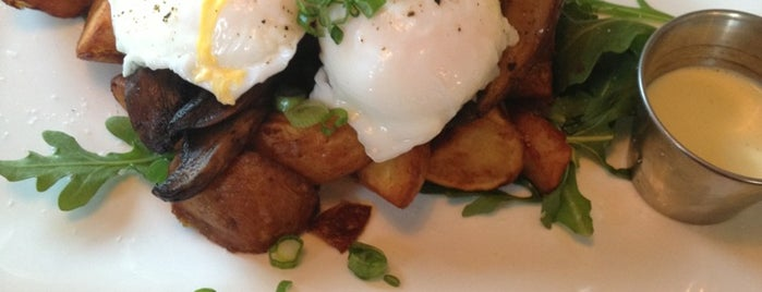 Yolk's Restaurant & Commissary is one of Great Breakfast Joints in Vancouver.