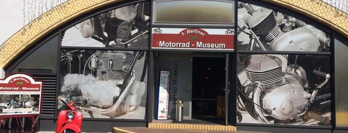 DDR Motorrad-Museum is one of #MuseumMarathon Berlin 2014.