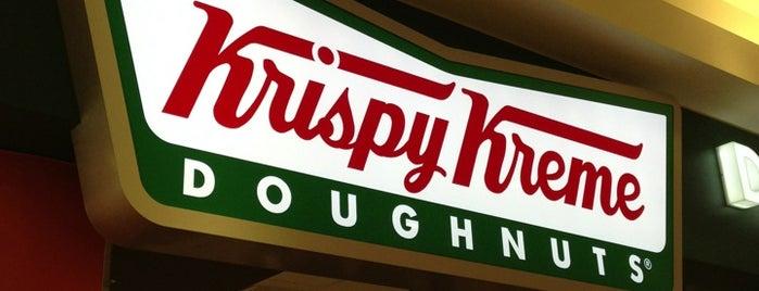 Krispy Kreme Doughnuts is one of 大阪 甘いもの.