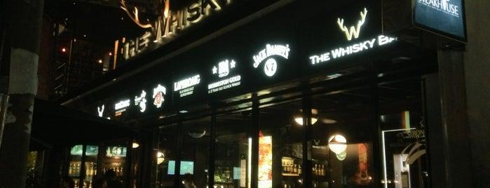 The Whisky Bar KL is one of KL favorites.
