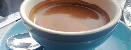 School Of 7 Bells is one of Coffee, Breakfasts and Lunch. Cafe's of the SE.