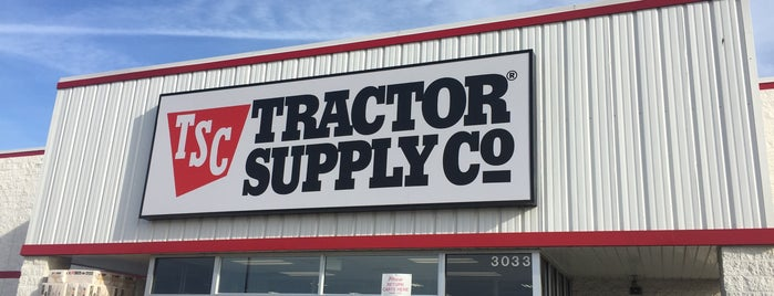 Tractor Supply Co. is one of Wisconsin Dells.