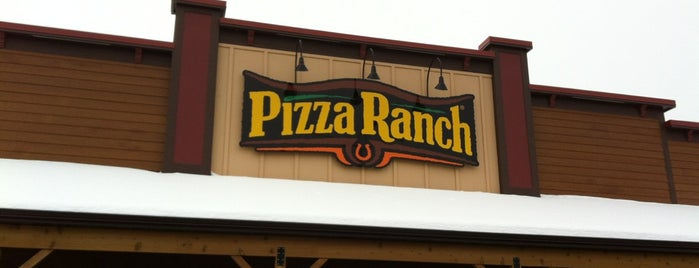 Pizza Ranch is one of Wisconsin Dells.