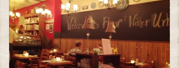 Flour and Water is one of Restaurants to Try.