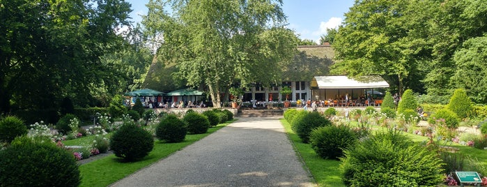 Englischer Garten is one of Events.