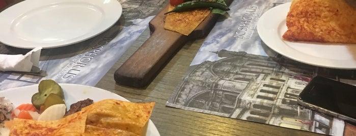 Bosphorus Turkish Grill is one of Doha's Restaurants.
