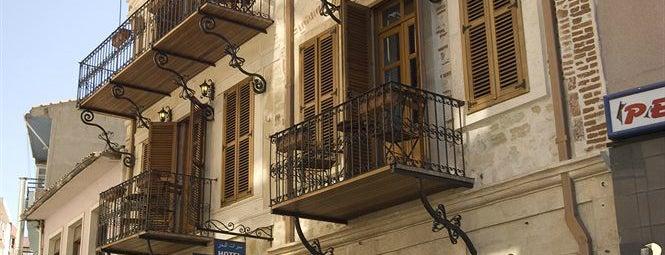 Hotel des Etrangers is one of Canakkale.