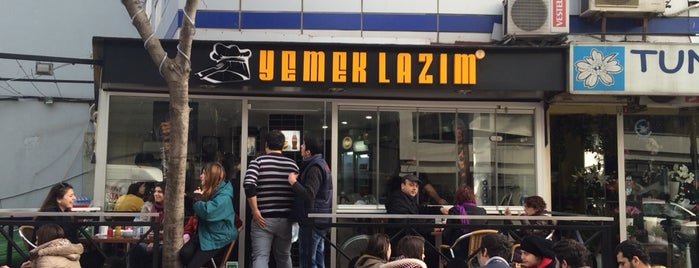 Yemek Lazim is one of Öğle Yemeği.