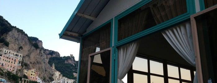 Ristorante Lo Smeraldino is one of Amalfi.