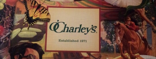 O'Charley's is one of Places I've been.