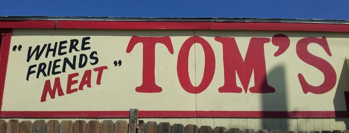 Tom's Bar-B-Q is one of Best Places to Check out in United States Pt 4.