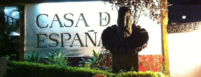 Casa de España is one of #Rio2013 | Catequesis [Spanish].