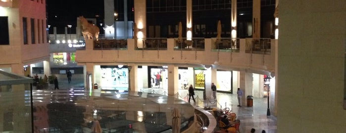 Taj Lifestyle Center is one of the usual hangouts.