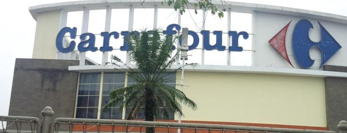 Carrefour is one of harian ku.