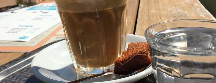 Pim Coffee, Sandwiches & Vintage is one of Coffee to drink in CNW Europe.