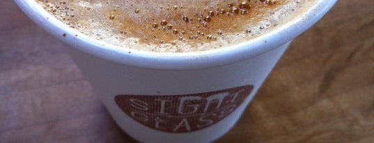 Sightglass Coffee is one of San Francisco | New to Town.