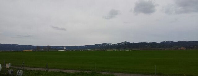 Aeropuerto de Vitoria-Gasteiz (VIT) / Vitoria-Gasteiz'ko Aireportua (Foronda) is one of Airports in SPAIN.