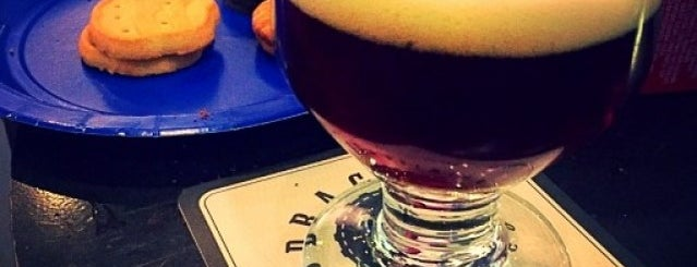 Dragoon Brewing Co. is one of Beer / RateBeer's Top 100 Brewers [2015].