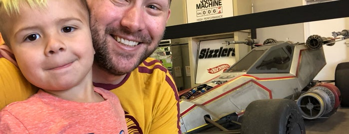 Automobile Driving Museum is one of Bucket List Places.