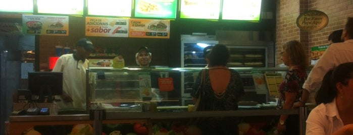 Subway is one of Fast Food - Porto Alegre.