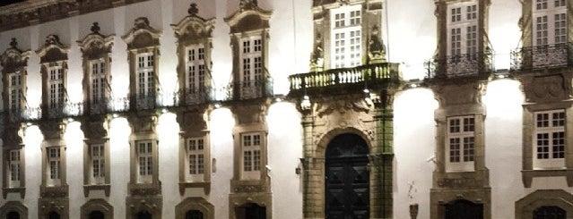 Paço Episcopal is one of Lazer & Passeios (Grande Porto).