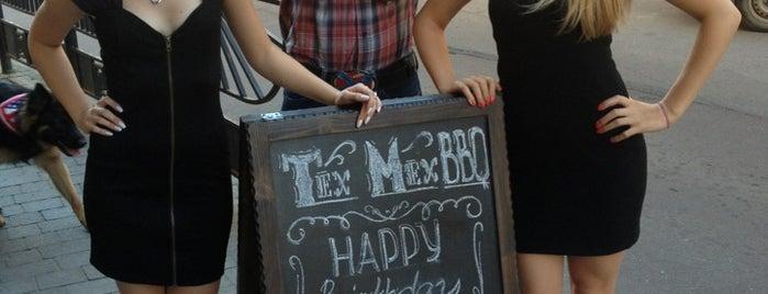 TEX-MEX BBQ is one of Львов, хочу посетить.