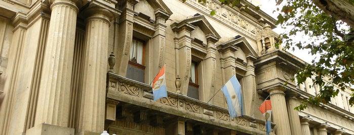 Sede de Gobierno de la Provincia de Santa Fe is one of Región 4 - Nodo Rosario.