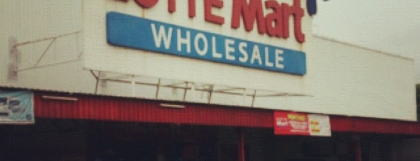 Lotte Mart Wholesale is one of Top 10 favorites places in Surabaya, Indonesia.