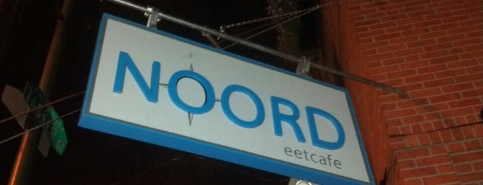Noord is one of Eating my way through Philly.