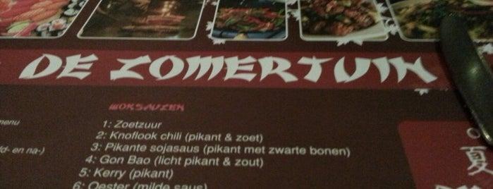 De Zomertuin is one of Diversen.
