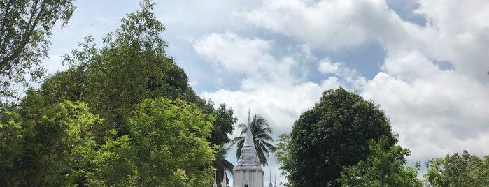 Wat Khao Noi is one of Ko Phangan.