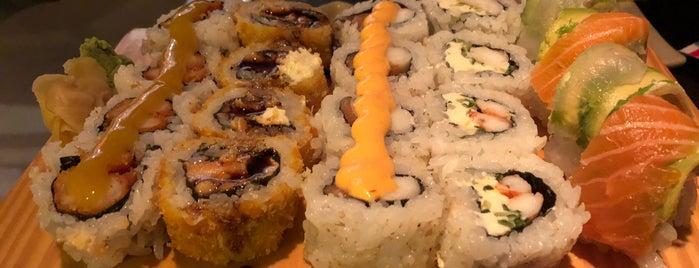 Tenkuu Sushi is one of restos palermo y alrrededores.