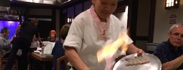 Ichiban Japanese Steak House is one of Top 10 favorite restaurants in Syracuse, NY.