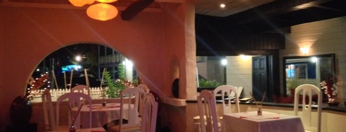 Naru Restaurant & Lounge is one of Brilliant places in Barbados.