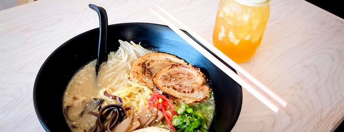 Chibiscus Asian Cafe & Restaurant is one of The 15 Best Places for Ramen in Los Angeles.