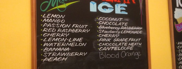 Anthony's Homemade Italian Ice is one of Must try.